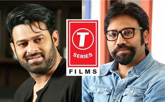 Buzz: Arjun Reddy director for Prabhas 25!