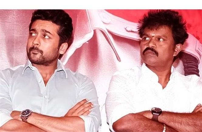 Buzz: Suriya, Hari's Aruvaa gets dropped!