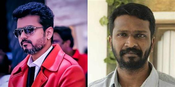 Buzz: Vetrimaaran in talks with Vijay for Thalapat...