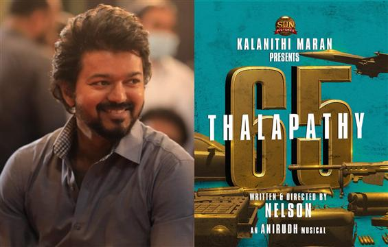 Buzz: Vijay's Thalapathy 65 update is on the way!