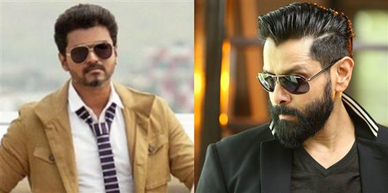 Buzz: Vikram 58, Thalapathy 64 Title and First Loo...
