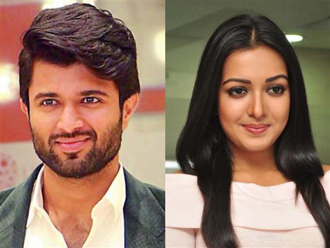 Catherine Tresa to be paired opposite Vijay Deverakonda!