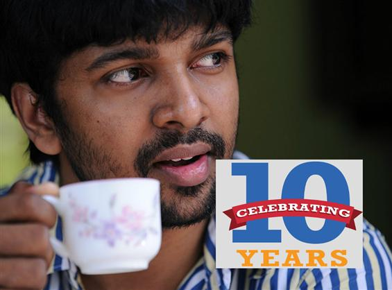 Celebrating 10 years of Madhan Karky with 10 songs...