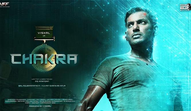 Chakra Review - A film dedicated to cinematic liberties & convenience