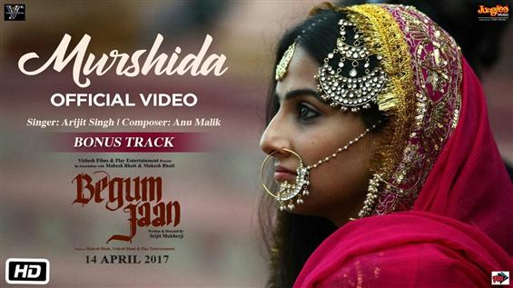 Check out 'Murshida' video song from Begum Jaan