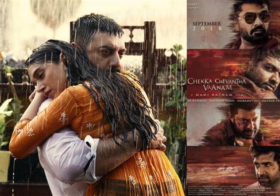 Chekka Chivantha Vaanam Censor, Run Time details revealed!