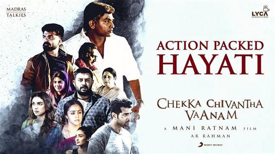 Chekka Chivantha Vaanam Hayati Video song