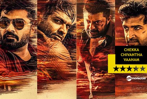 Chekka Chivantha Vaanam Review - A suspense drama ...