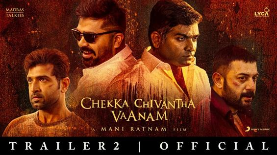 Chekka Chivantha Vaanam Trailer 2 unleashes the pl...
