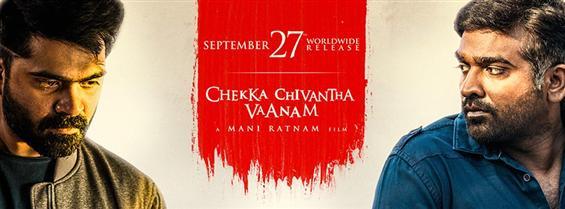Chekka Chivantha Vaanam USA Theatre List