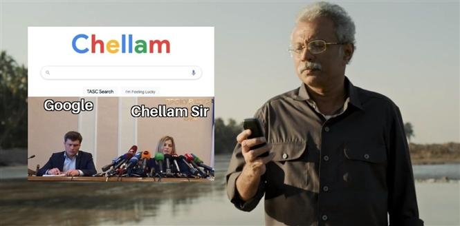 Chellam Sir Meme fest just got a nod from the Government of India!