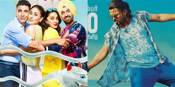 Chennai Box Office: Good Newwz debuts at No. 1 spot, Thambi overtakes Hero