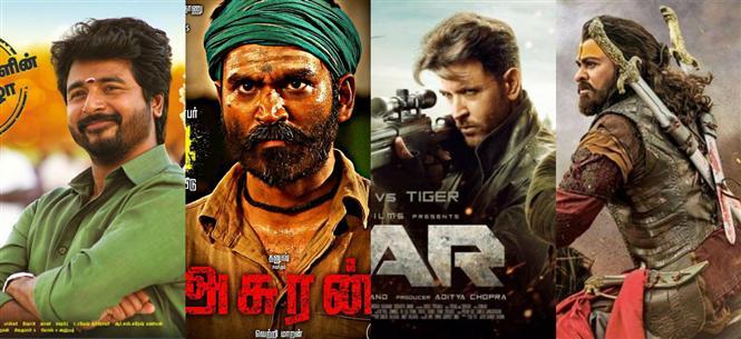 Chennai Box Office: Namma Veetu Pillai tops the list followed by Asuran