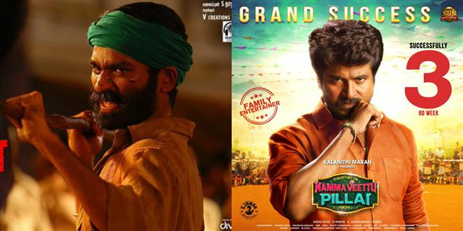 Chennai Box Office Report (Oct 11 - 13) : Asuran and Namma Veetu Pillai continue to dominate despite new releases