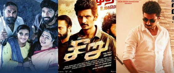 Chennai Box Office: Vaanam Kottattum beats Seeru, Psycho remains steady!