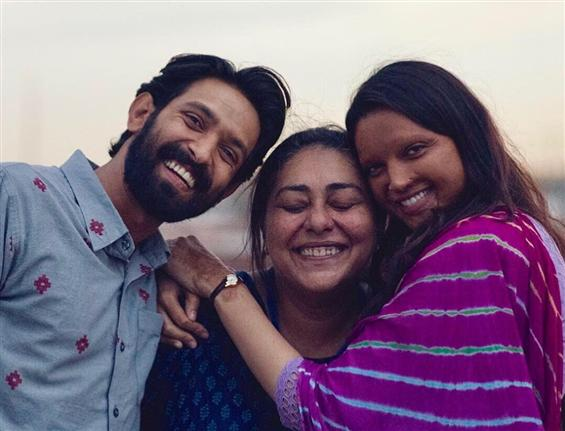 News Image - Chhapaak: Meghna Gulzar gets emotional on wrapping Deepika Padukone starrer! image