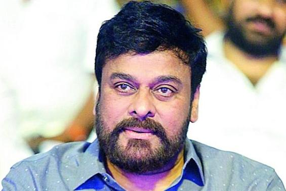 News Image - Chiranjeevi donates Rs. 1 Cr. towards Telugu Film Industry Workers! image