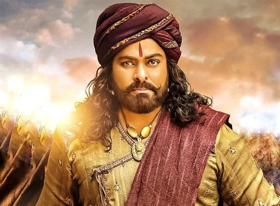 Chiranjeevi starrer Sye Raa Narasimha Reddy Trailer to be unveiled on this date