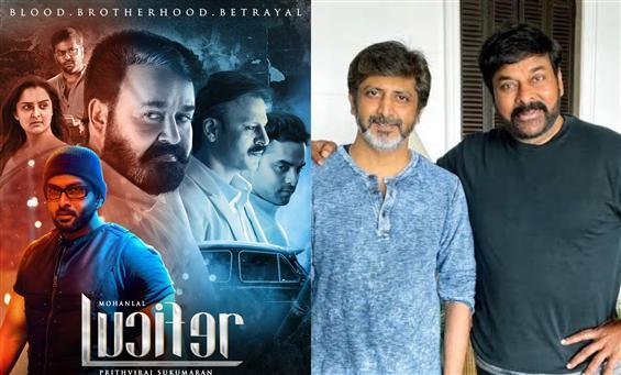 Chiru 153: Lucifer Telugu remake to be titled God ...