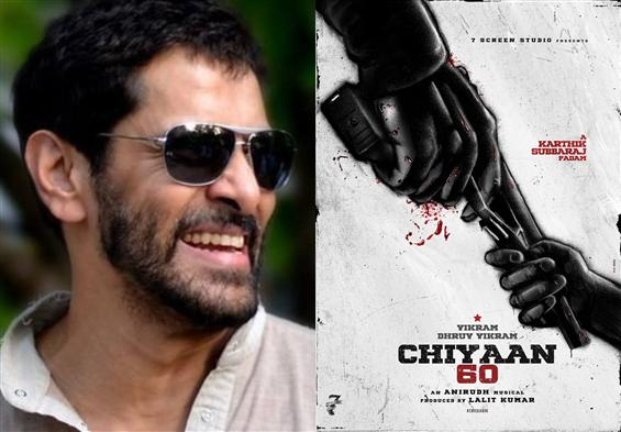 Chiyaan 60 to begin shooting from March 5!