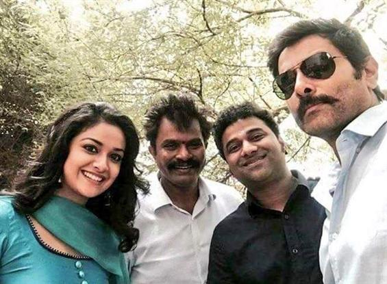 Chiyaan Vikram's Saamy 2 shooting update