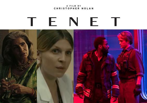 Christopher Nolan drops new Tenet Trailer!