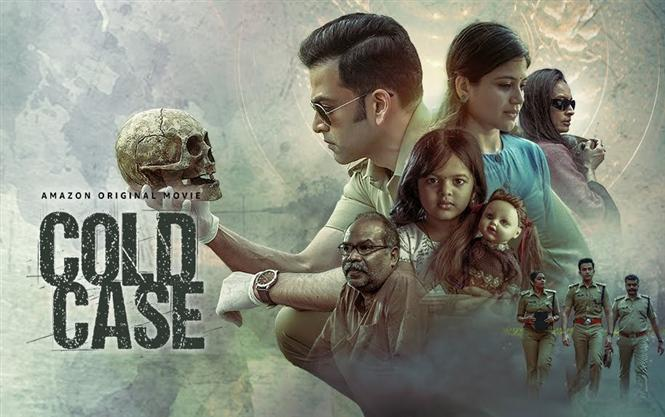 Cold Case Review - A 'not bad' thriller that is content to do the bare minimum