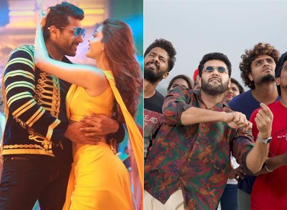 Comali Video Songs