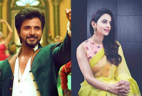Confirmed: It's Rakul Preet for Sivakarthikeyan!