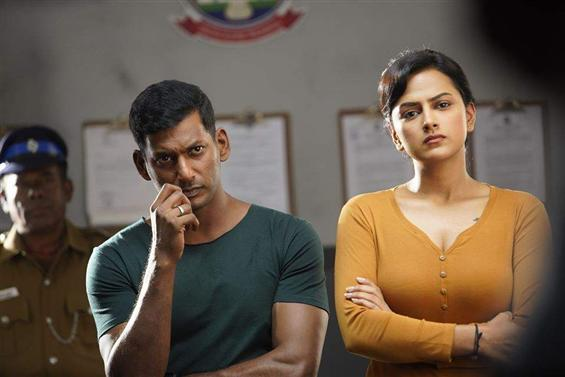 Court woes for Chakra over Vishal owing Rs. 8 Cr. ...