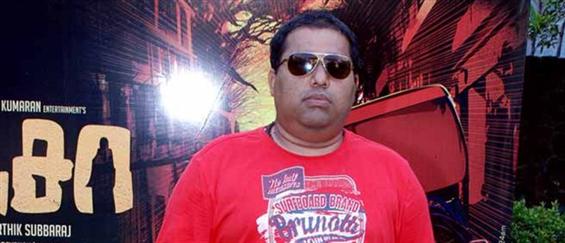 CV Kumar Sarbham ready for release in June