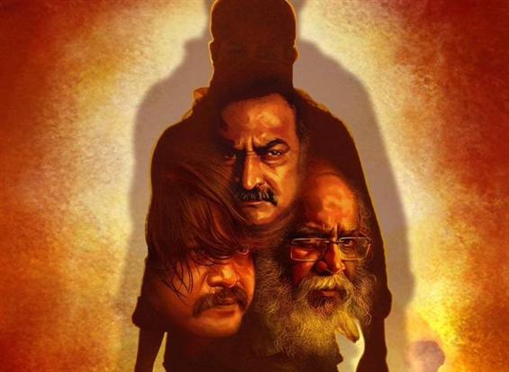 C.V. Kumar's Gangs of Madras has a first look release!