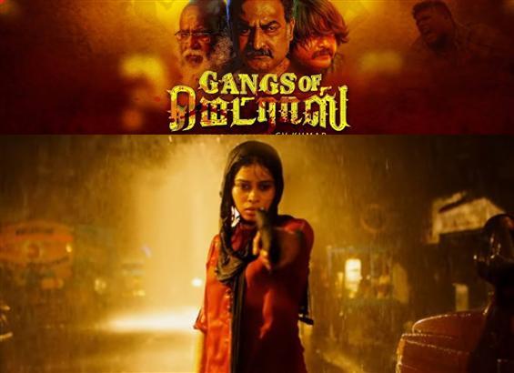 C.V. Kumar's Gangs of Madras Teaser