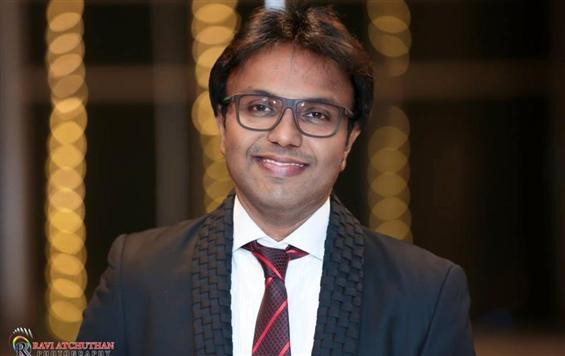 D Imman, composer of U of T's Tamil Anthem gets ho...