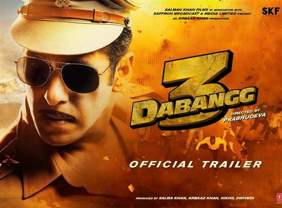 Dabangg 3 Trailer - 3 minutes of wholesome entertainment