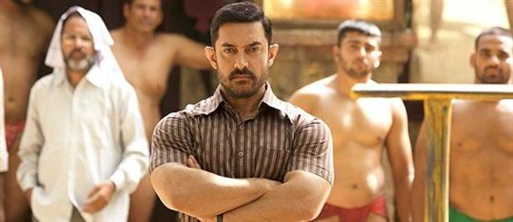 Dangal touches 350 crore mark; becomes the highest...