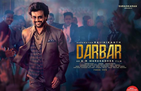Darbar Kerala Distribution Rights Gets Bagged For ...