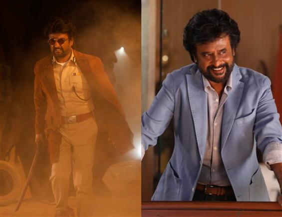 Darbar: Rajinikanth HD Stills Out For Designers to get Creative with!