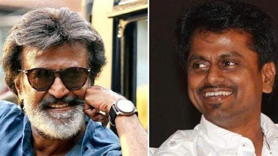 Darbar: Surprise announcement from A.R. Murugadoss this evening!