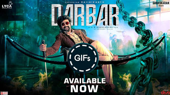 Darbar Updates: Gifs, Official Release Date & More!