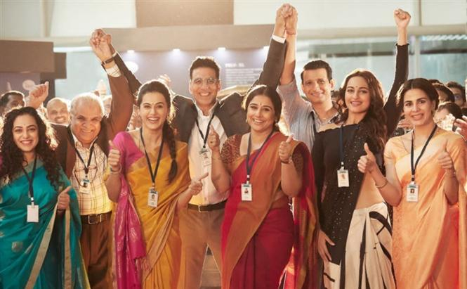 Day 4 Box Office Collection: Mission Mangal becomes Akshay Kumar's highest opening weekend grosser