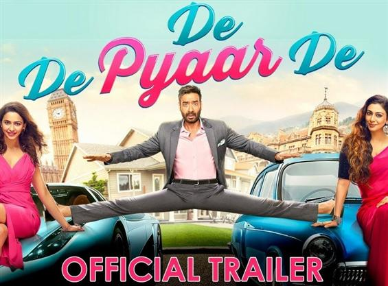De De Pyaar De trailer ft. Ajay Devgn and Tabu