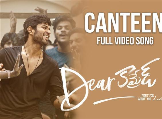 Dear Comrade: Canteen Video song ft. Vijay Deverakonda