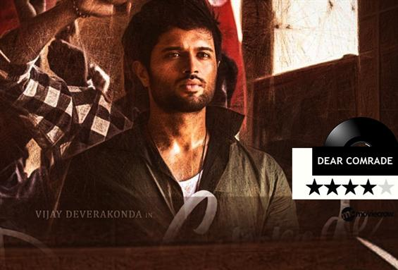 Dear Comrade Songs - Music Review