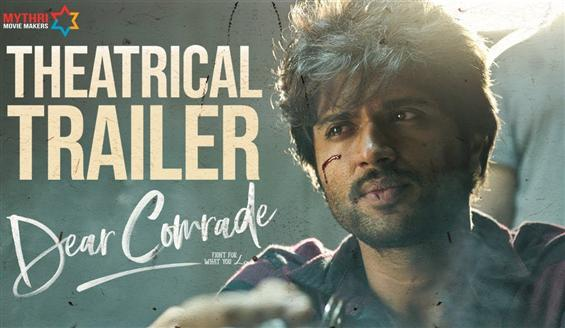 Dear Comrade Trailer ft. Vijay Deverakonda, Rashmi...