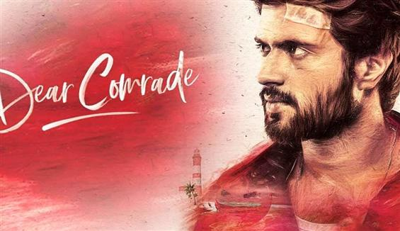 Dear Comrade Trailer to arrive with stylish '11' f...