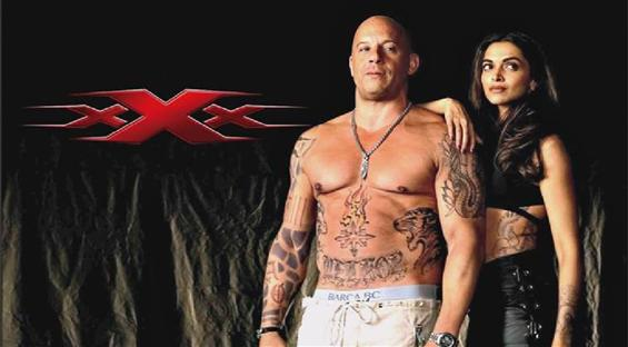 Deepika Padukone confirmed for Vin Diesel's XXX4!