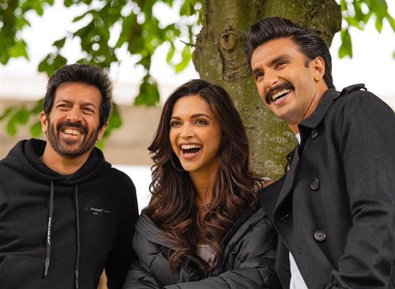 Deepika Padukone officially joins the cast of Ranveer Singh's '83