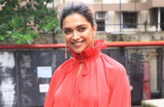 News Image - Deepika Padukone to co-produce her second Hollywood film! image