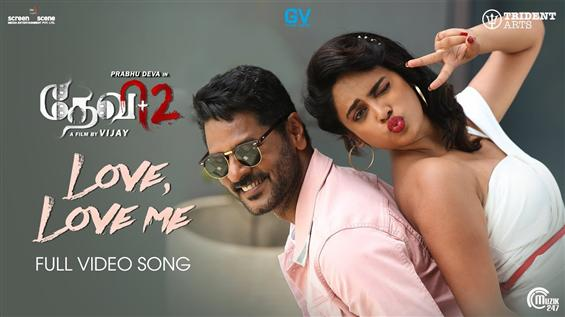 Devi 2: Love, Love Me Video Song out now!